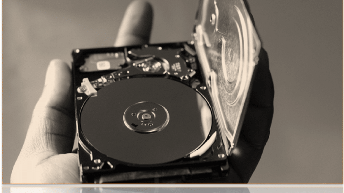 HDD destruction